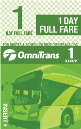 Full Fare Day Pass -10 Pack