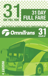 Full Fare 31-Day Pass