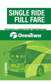 Full Fare 1-Ride 10 Pack