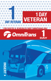 VET DAY PASS -10 Pack