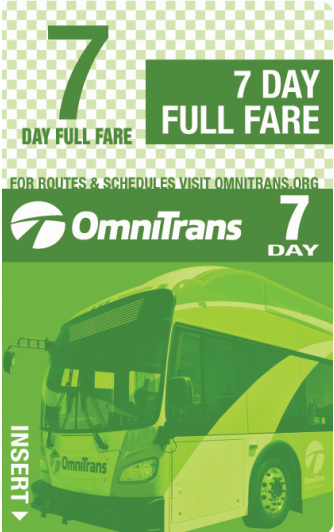 Full Fare 7-Day Pass
